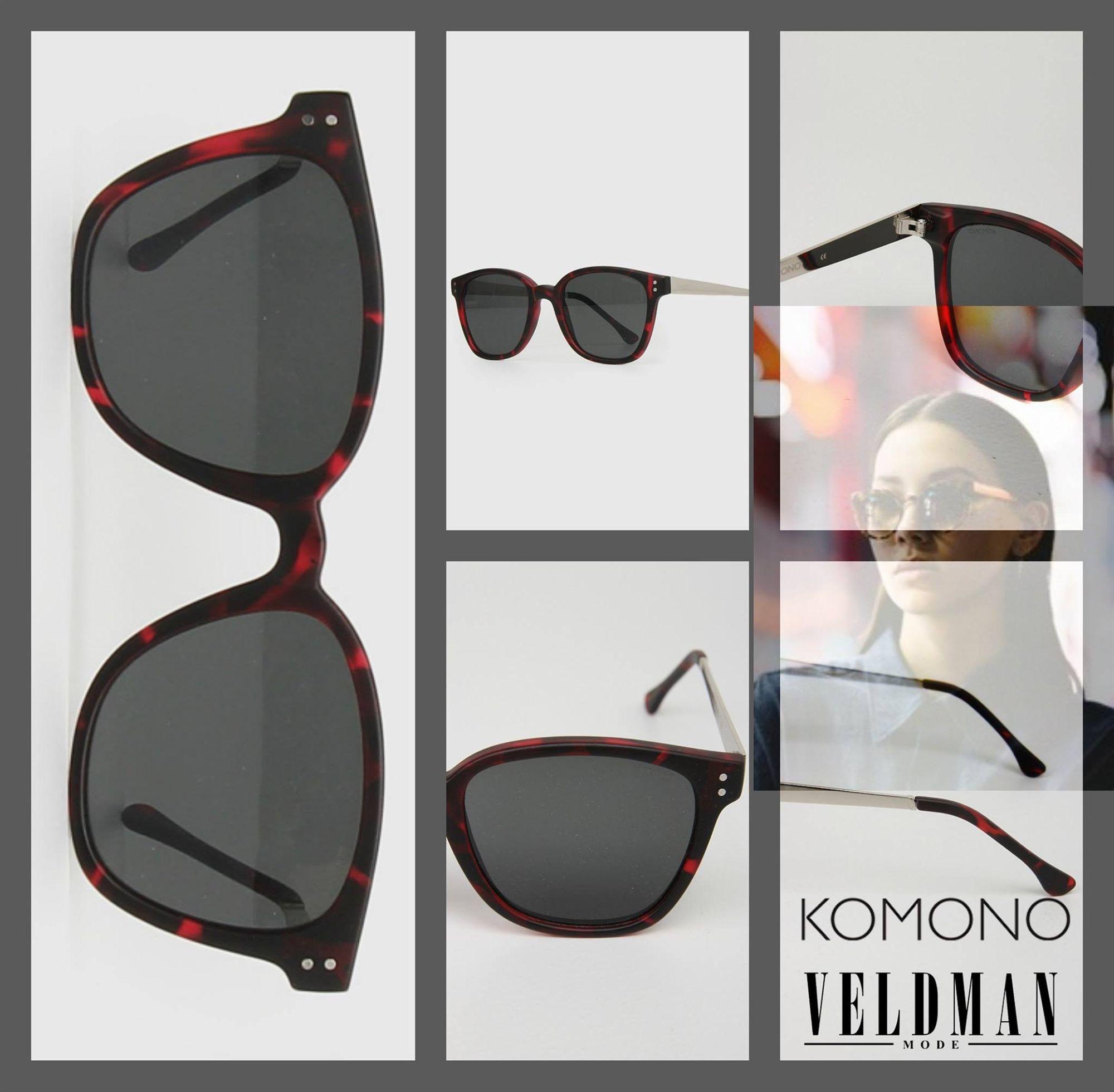 Komono Sunglasses Zonnebrillen